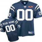 Custom Indianapolis Colts Blue Jersey
