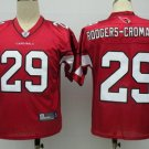 Dominique Rodgers-Cromartie #29 Red Arizona Cardinals Men's Jersey