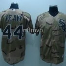 Jake Peavy #44 Camo Chicago White Sox Men's Jersey