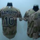 Alexei Ramirez #10 Camo Chicago White Sox Men's Jersey