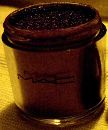 MAC Pigment Sample- Violet
