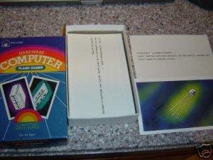 Edu_cards Hardware Computer Flash Cards