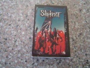 Slipknot Sampler cassette