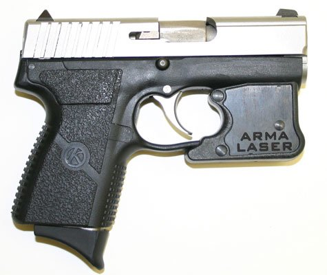 Armalaser - Laser Sight For Kahr - KTPM9