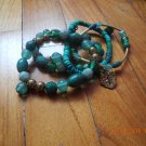 Green Stones Bracelet