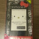 New Hello Kitty hard case for iPhone 4/4S (Black)