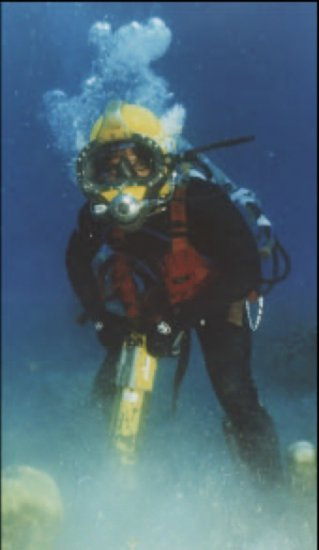 US Navy Scuba Diving Manual on CD (5 vol, 948 pages)