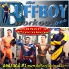 BUFFBOY  WORKOUT  show  seas.2 #1  lycra singlet tights