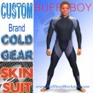 BUFFBOY CUSTOM COLD GEAR LYCRA SKINSUIT SPEEDSUIT  med