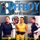 BUFFBOY  WORKOUT  show  seas.2 #6  lycra singlet tights