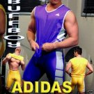 BUFFBOY ADIDAS NYLON THROWING  SHIRT SINGLET   PRP XL