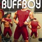 BUFFBOY ADIDAS LYCRA SHORTS NYLON SHIRT SINGLET COMBO