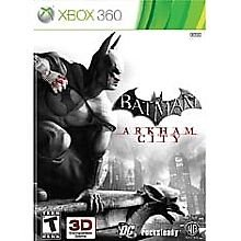 NEW XBOX 360 Batman Arkham City Downloadable