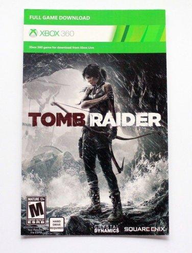 NEW XBOX 360 Tomb Raider