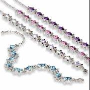 Swarovski Crystal Bracelet �TERRAPIN�