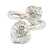 Swarovski Crystal Ring - Isemay (Clear)