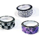 "Swarovski Crystal Ring ""CAREE 2R"""