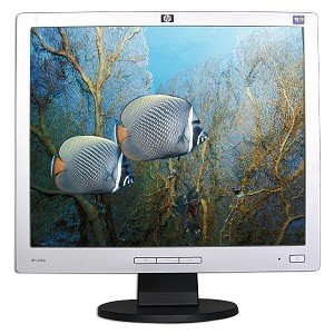 19-inch Hp L1906 Lcd Monitor silver Refurbished