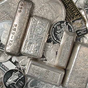 10 Troy Ounces of .999 Silver Grab Bag - Our Choice!