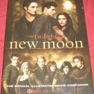 The twilight saga New moon official illustrated movie companion