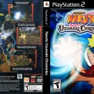 Playstation 2 Naruto Uzumaki Chronicles