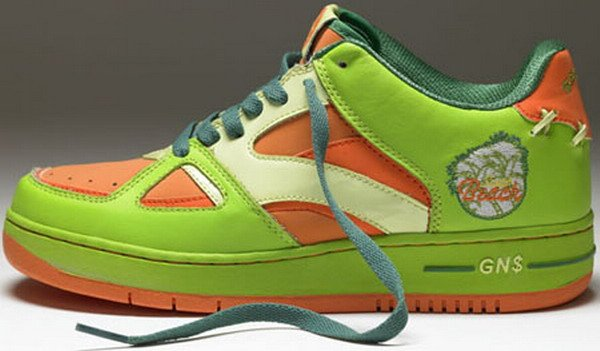 Greedy Genius Phantom South Beach Sneakers
