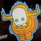 Capcom Darkstalkers Night Warriors Vampire Hunter Pyron Keyring