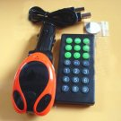 car mp3 player 2G memory with remote control