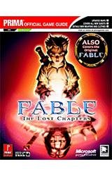 Fable: The Lost Chapters Prima Official eGuide for xbox and PC