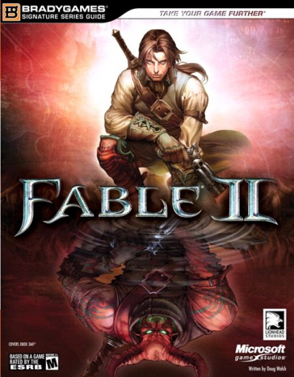 Fable II BradyGames Official eGuide