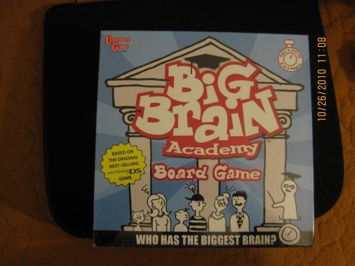 University Games Big Brain Academy Game NEW