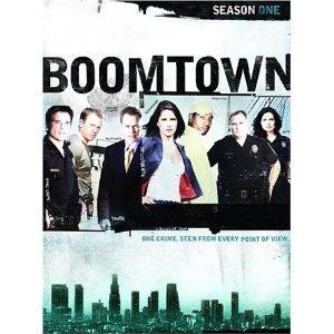 Boomtown - Season One NEW DVD SET