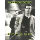 ERASER DVD NEW AND FACTORY SEALED