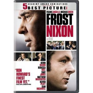 FROST NIXON  DVD NEW AND FACTORY SEALED