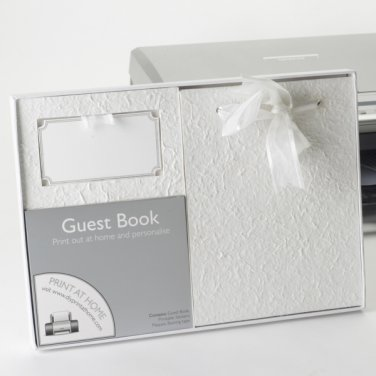 DIY Print At Home - Guest Book