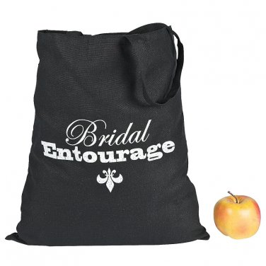 Large Bridal Entourage Tote Bags