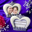 Crown design picture frame favors