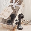 Vintage Collection Telephone Keychain Favors