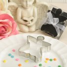 Delighful Angel Shaped Tin Metal Cookie Cutter