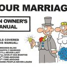 Your Marriage: An Owner's Manual by Martin Baxendale [Book]