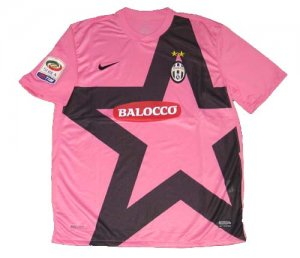 2011-2012 JUVENTUS Away Soccer Jersey - S