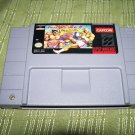 Street Fighter II Turbo SNES Game Super Nintendo