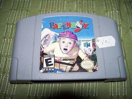 Paperboy N64 Game Cartridge Nintendo 64