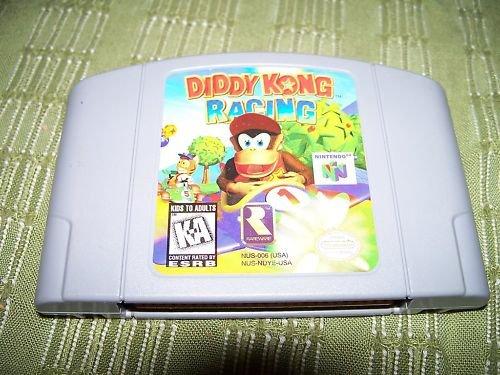 Diddy Kong Racing N64 Nintendo 64 Game Cartridge