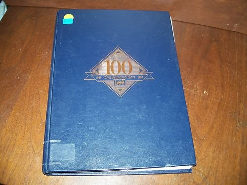 One Hundred Years 1889 1989 LEE HC Book