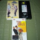 The Odd Couple I&II VHS Jack Lemmon Walter Matthau NEW