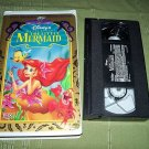 Walt Disney Masterpiece The Little Mermaid VHS Special