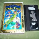 Walt Disney's Masterpiece 45th Peter Pan Limited VHS