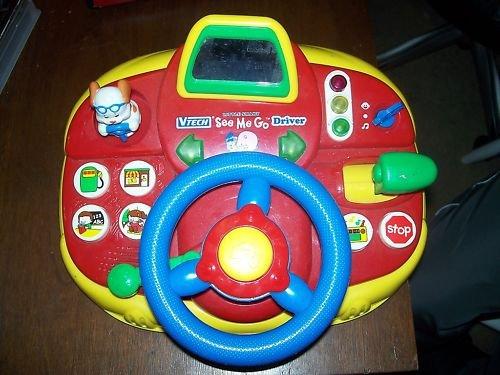 Vtech See Me Go Driver Little Smart
