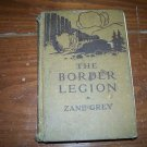 The Border Legion by Zane Grey 1916